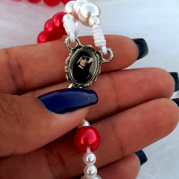 Terço da Divina Misericórdia - Santa Faustina