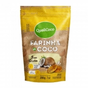 Farinha de Coco - QualiCoco