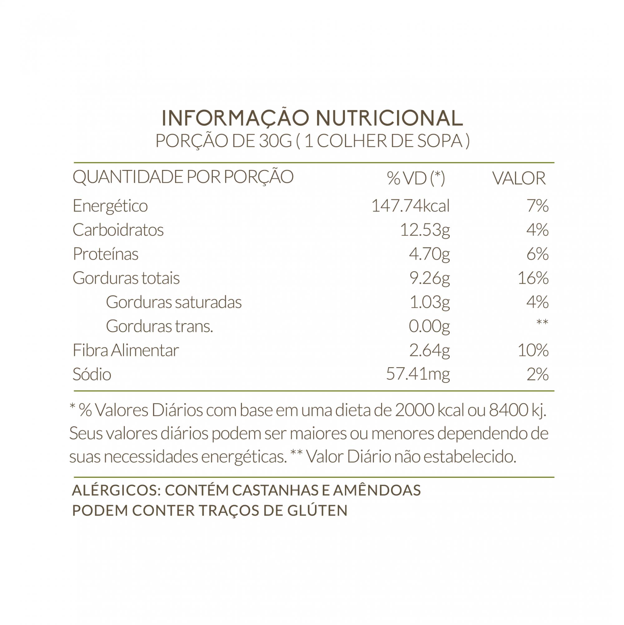Granola Low Carb 200g