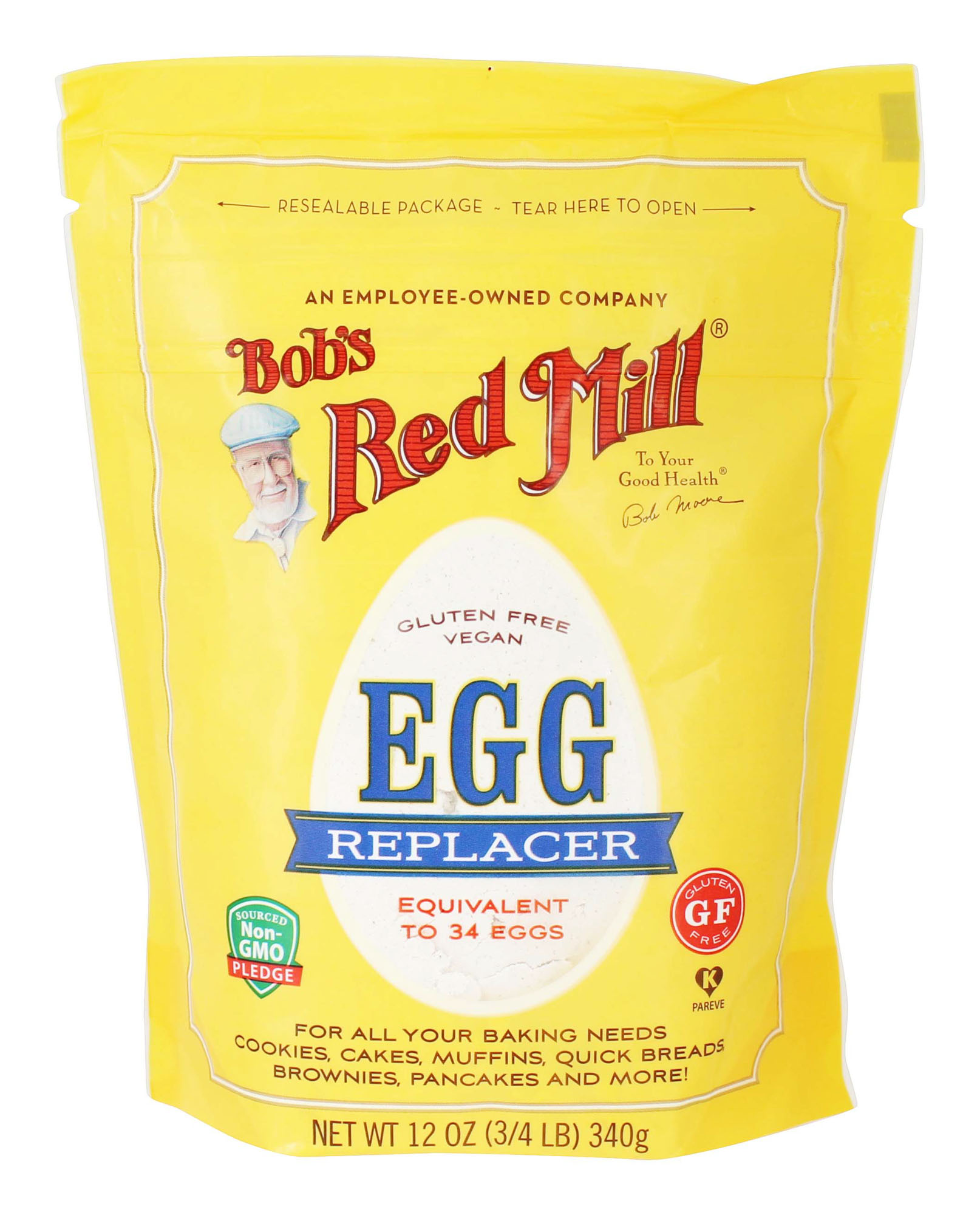 Substituto para ovos - Bob's Red Mill