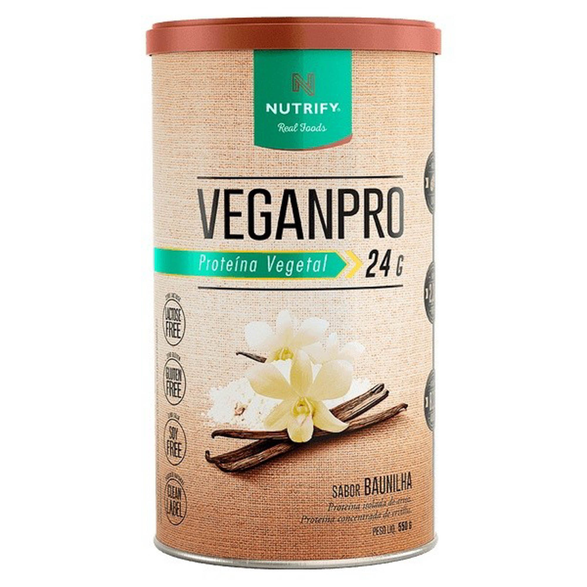 VeganPro - Nutrify