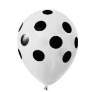 Balão Bexiga de Látex Redondo 09 Fantasia