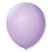 Balão de Látex Redondo nº 09- Lilás
