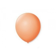 Balão de Látex Redondo nº 09- Salmão