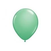 Balão de Látex Redondo nº 09- VERDE CLARO