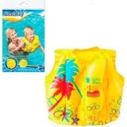 Colete Inflável Infantil Tropical Belfix Menina Menino