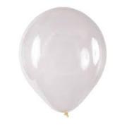 CÓPIA - Balão de Látex Redondo nº 09- Cristal