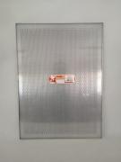 Forma Para Pão Perfurada 33x45x0,5 Alumínio Roldan