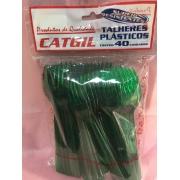 Garfo  Refeição C/50  Verde-Catigil