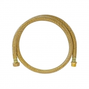 Ligação Flexível Para Fogão Tombak 1/2 2500 cmMaquenge