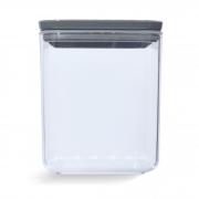 Porta Mantimentos Hermético Cristal 1 Litro