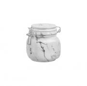 Pote hermético marble 650 ml