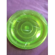 Prato Para Sobremesa Cristal Verde 15,5 m-50 un