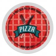 Prato Pizza 29Cm Bom apetite Oxford