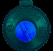 Registro Regulador Gás 7 Kg/h Válvula Sem Conexão Val. 2023