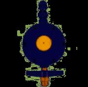 Regulador para Gás GLP 2kg/h 2,8 kpa- Aliança