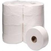 Rolo de papel higiênico 300Mx10Cm 8 unidades