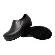 Sapato Soft Work Preto BB65 N°37