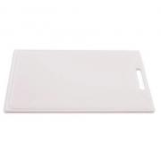 Tábua Plástica De Corte Com Canaleta 40x30x01cm SOLRAC