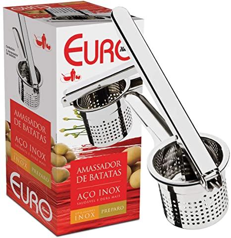 Amassador de Batatas, Euro,Inox
