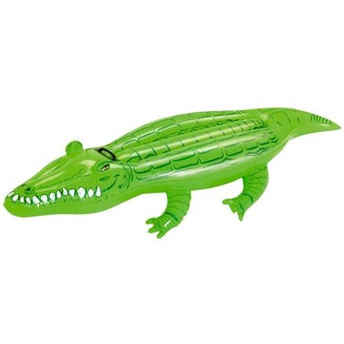Boia Infantil Bel Lazer Splash Crocodilo Verde Grande