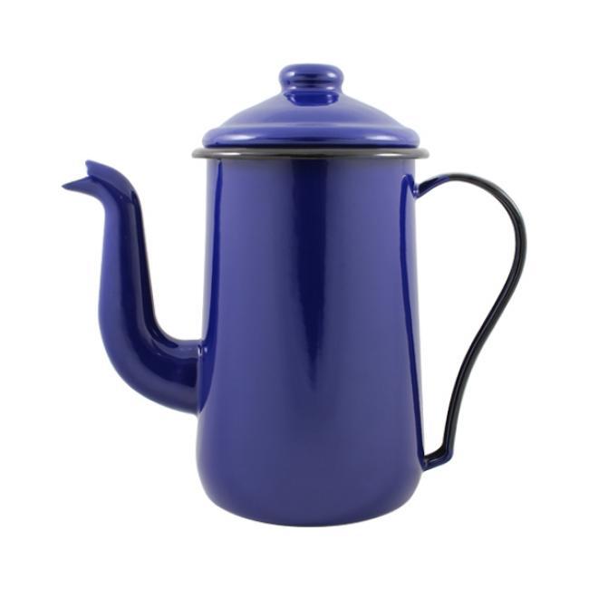 Bule Esmaltado Azul Mãe Ágata N.14 Ref.145005 - Ewel