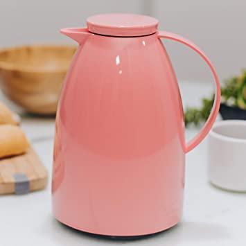 Bule Viena 750 Ml Verde/Pink -