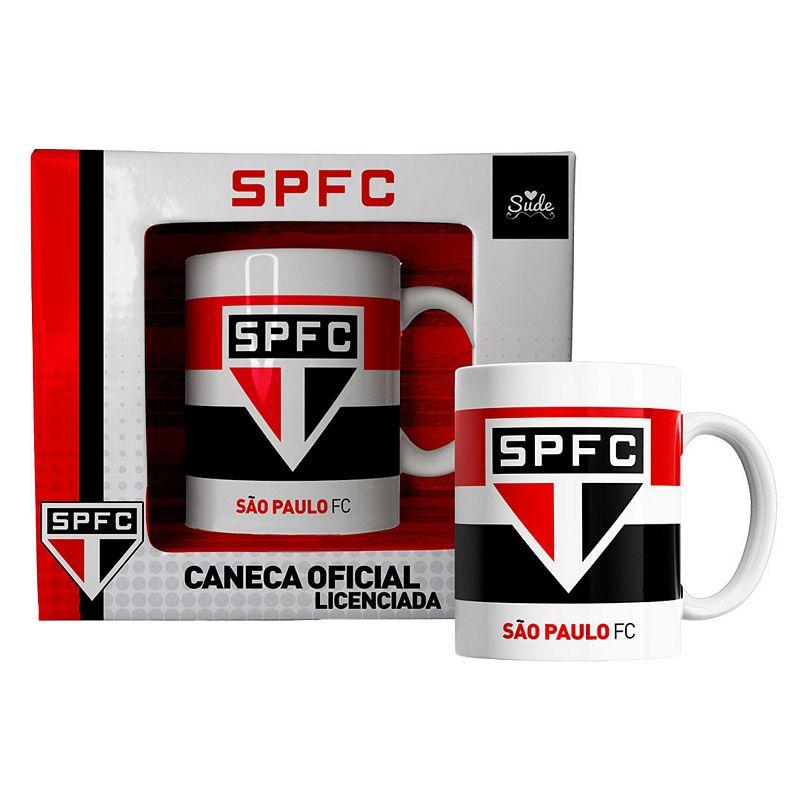 Caneca Ceram. São Paulo 330Ml