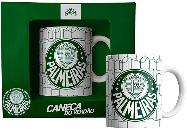 Caneca Do Palmeiras Para Presente