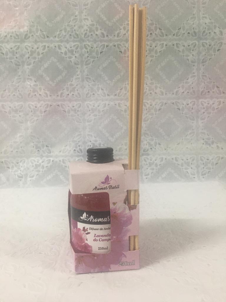 Difusor de Aromas- Lavanda do Campo