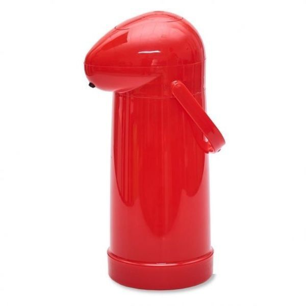 Garrafa Térmica Nobile 1 Litro Vermelha  - Mor