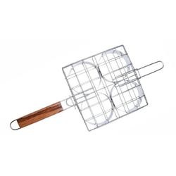 Grelha Em Inox Para Hambúrguer Artmill