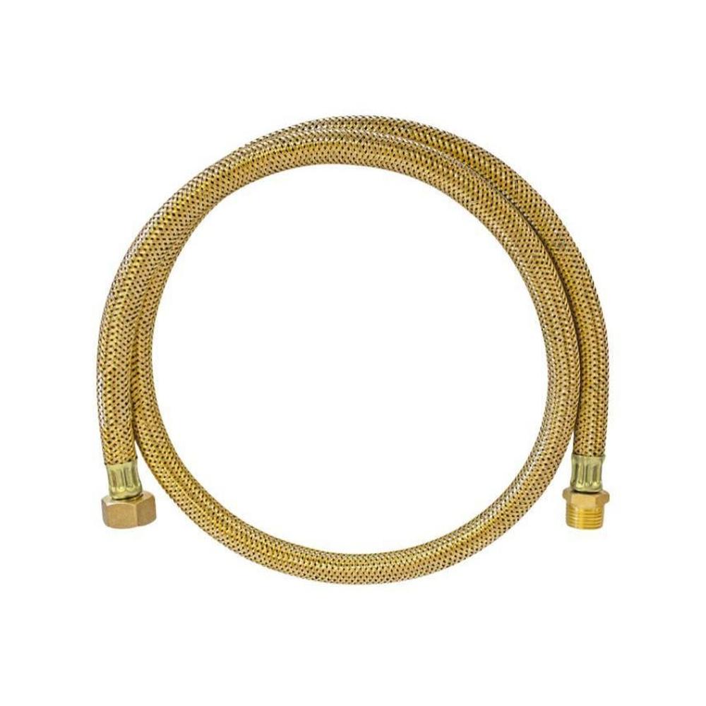Mangueira Gás 3,0 Aço Flexível 3/8 Nbr 13419 - Roco