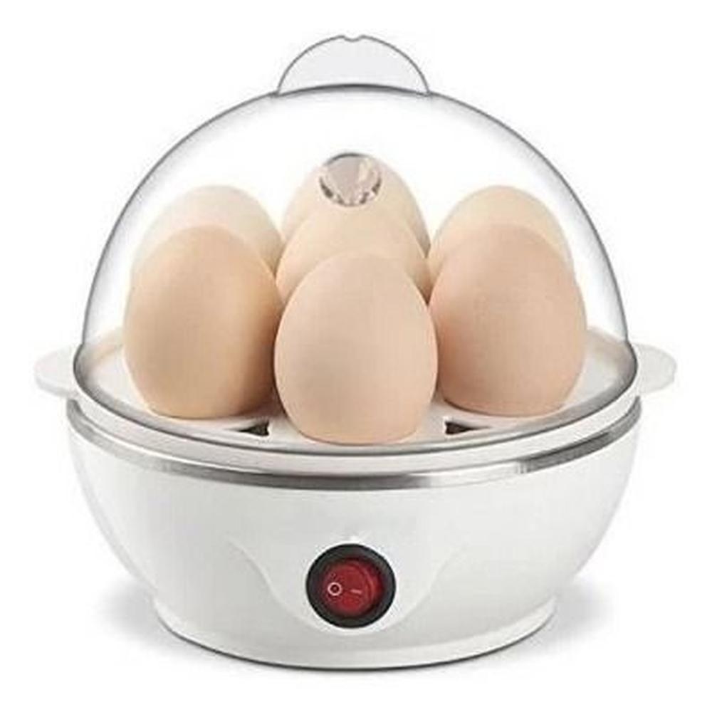 Maquina De Cozinhar Ovos Eletrica 110V Vapor