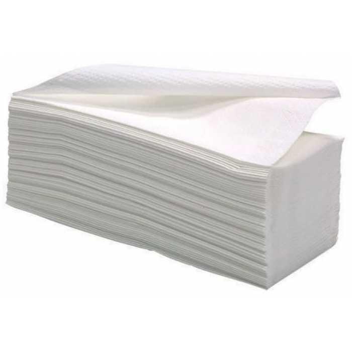 Papel toalha 1000 folhas 2 dobras  20Cmx19Cm