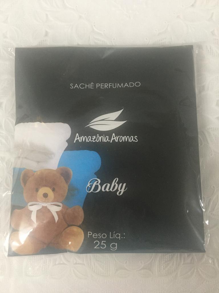 Sachê Perfumado - Baby