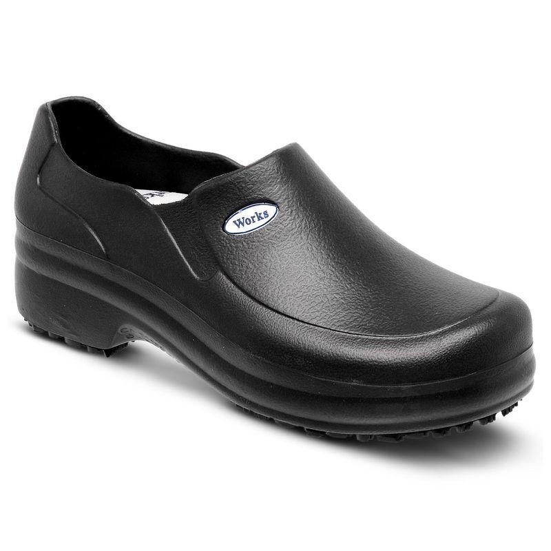 Sapato Soft Work Preto BB65 N°38