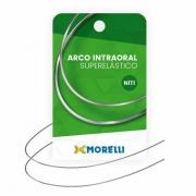Arco Niti Superelástico Retangular - Morelli