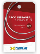Arco Niti Termoativado Retangular - Morelli