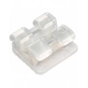Braquete Reposição Atua Mini Roth Ceramico Slot 0,22 20Und - Universo Odonto