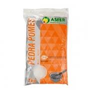 Pedra Pomes - 1kg - Asfer