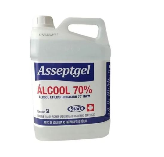 Alcool Liquido 70º - Start