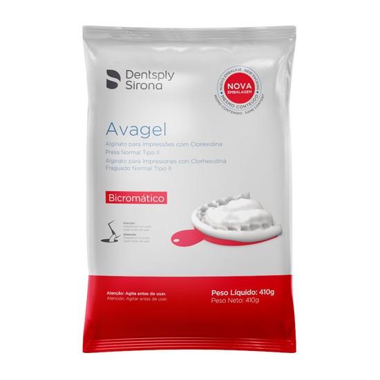Alginato Avagel Tipo II 410g - Dentsply