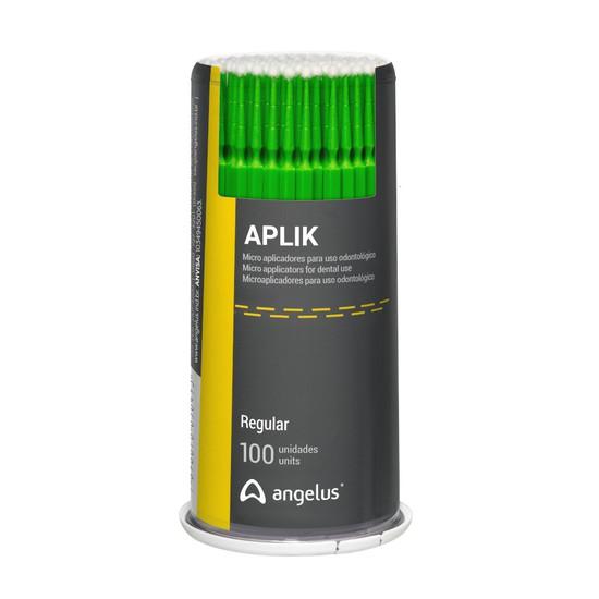 Aplicador brush aplik 100und - Angelus