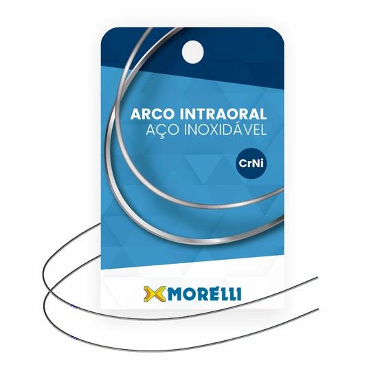 Arco de Aço Inferior Redondo c/10 - Morelli