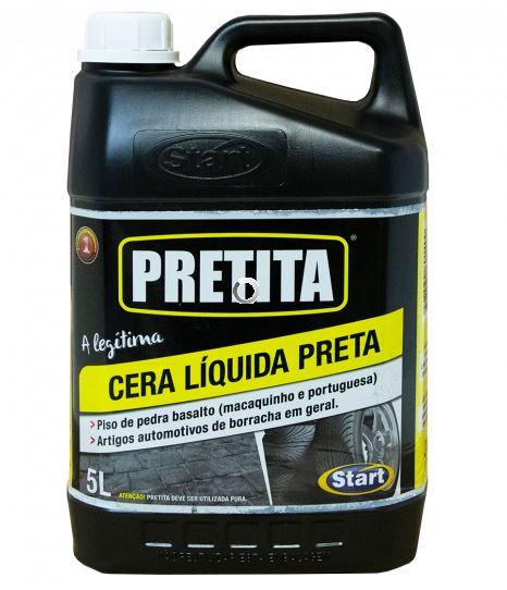 Cera Liquida PRETITA Acamento p/ Pneus - Start