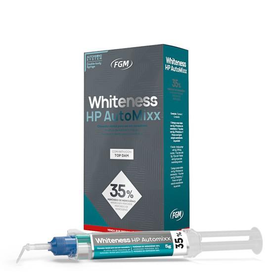 Clareador Whiteness HP Automixx 35% - FGM