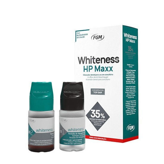 Clareador Whiteness HP Maxx - FGM