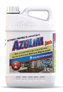 Detergente Desengordurante Amonical Concentrado Azulim - Start