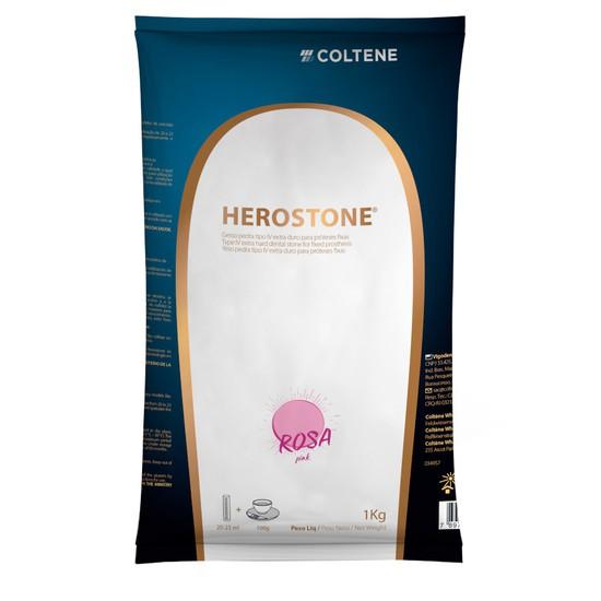 Gesso Pedra Especial Herostone Tipo IV - Coltene